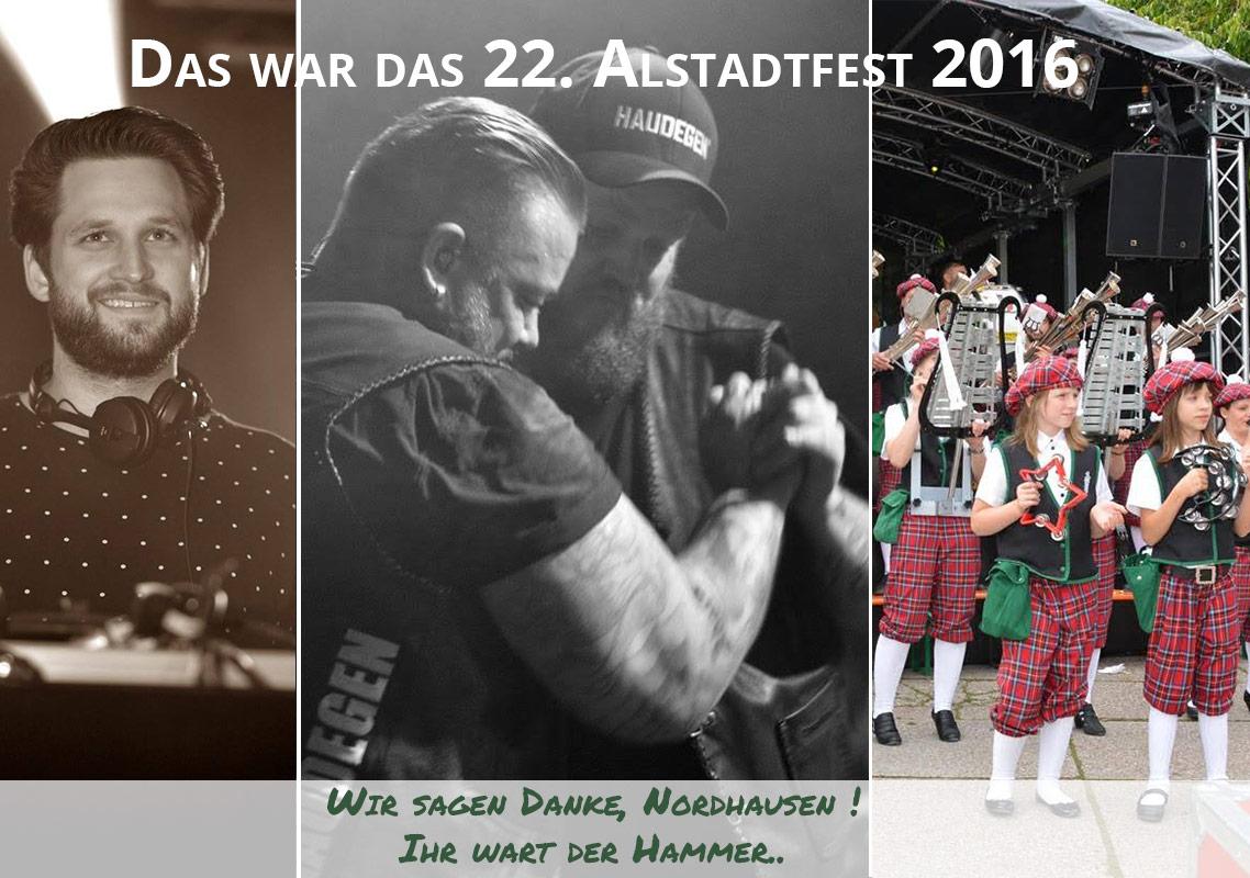 Collage-After-Show_Altstadtdfest_Nordhausen