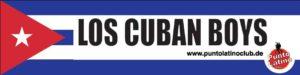 Los Cubanos Logo Latstadtfest 2013