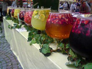 Leckereien auf dem Altstadtfest