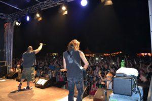 Haudegen Altstadtfest Bühne 2014