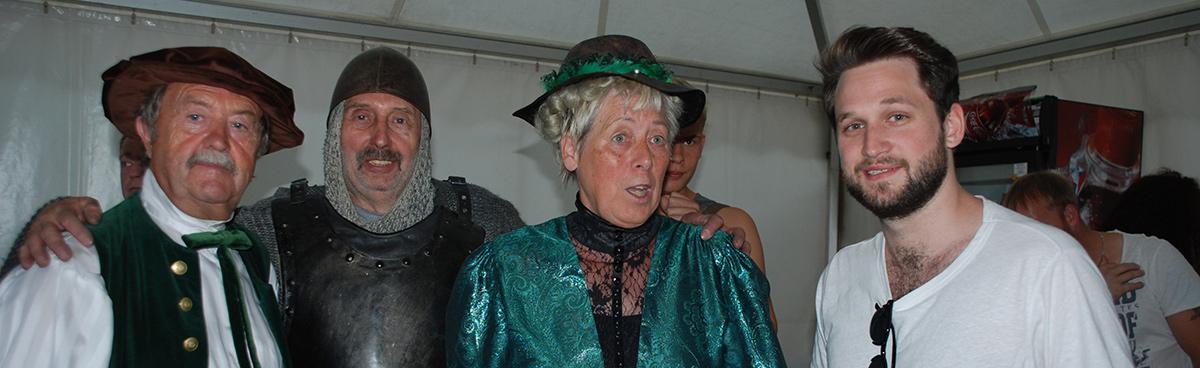 Altstadtfest 2015 - Originale mit Marv