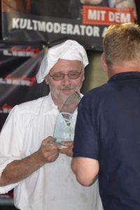 1.Preis vom Handwerkermarkt 2014 Preisträger:Karl Pfaender, bayrische Turmbäckerei Augsburg